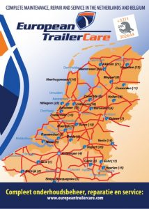 Member European Trailer Care - Nederland en Belgie