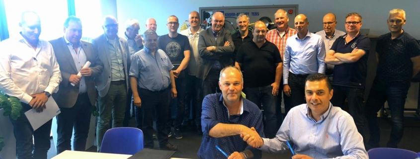 Knorr Bremse treedt toe als Preferred Partner European Trailer Care