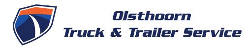 Olsthoorn Truck & Trailer Service