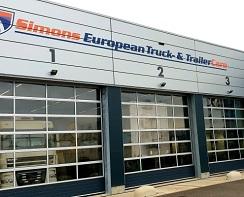 Simons European Truck Trailer Care